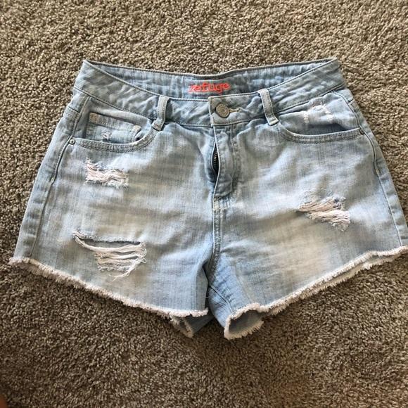 refuge Pants - High waisted shorts